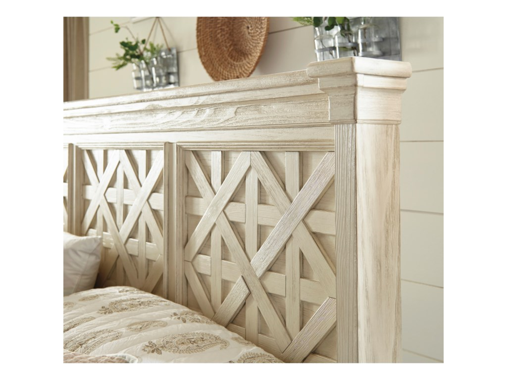 Ashley (Signature Design) BolanburgQueen Panel Bed