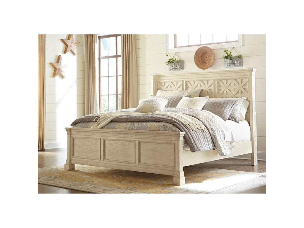 Signature Design by Ashley BolanburgCalifornia King Panel Bed