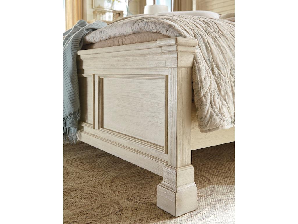 Ashley (Signature Design) BolanburgKing Panel Bed