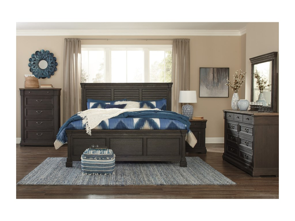 Signature Design by Ashley Tyler CreekKing Bedroom Group