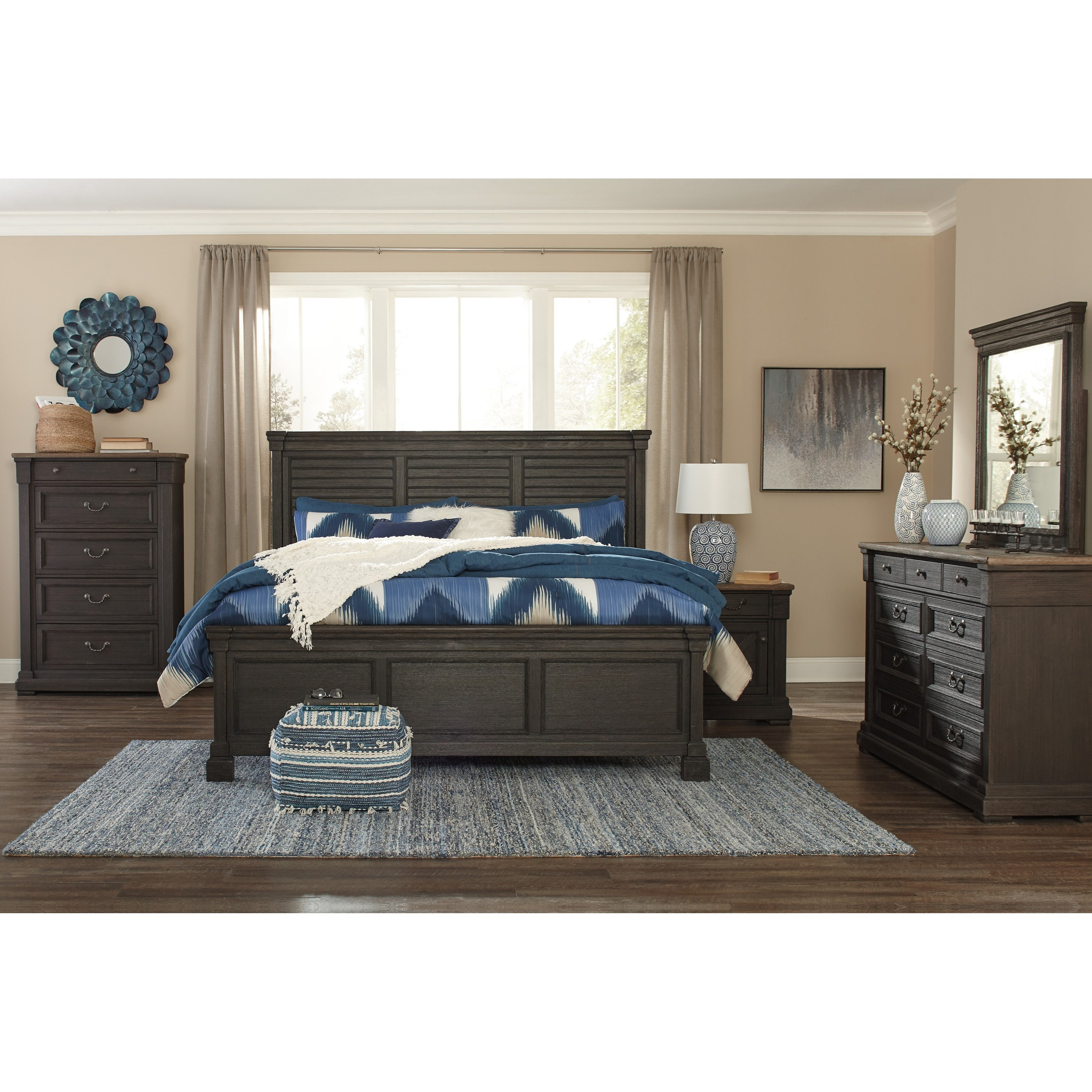 Signature Design By Ashley Tyler CreekQueen Bedroom Group