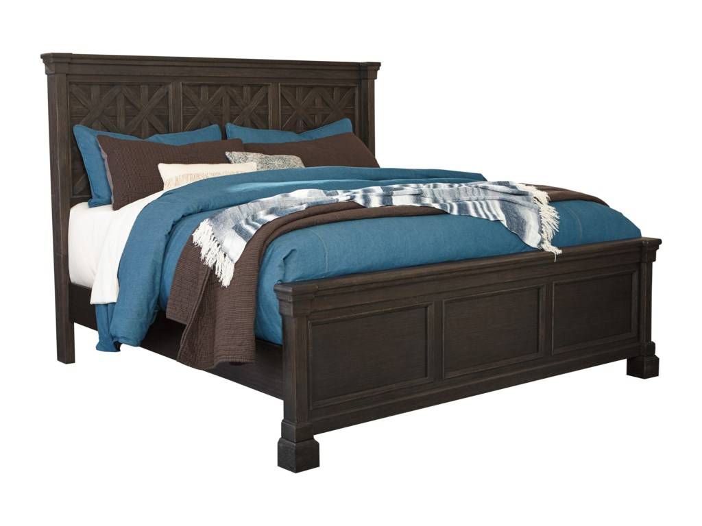 Signature Design by Ashley Tyler CreekCalifornia King Panel Bed