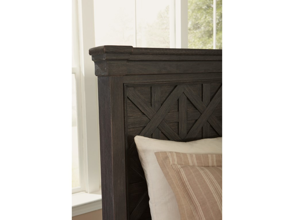 Signature Design by Ashley Tyler CreekKing Panel Bed