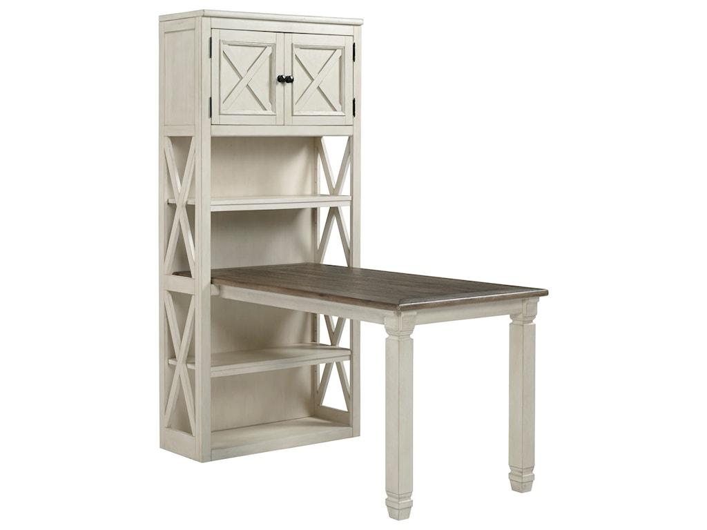 Signature Design by Ashley BolanburgReturn Desk with Bookcase
