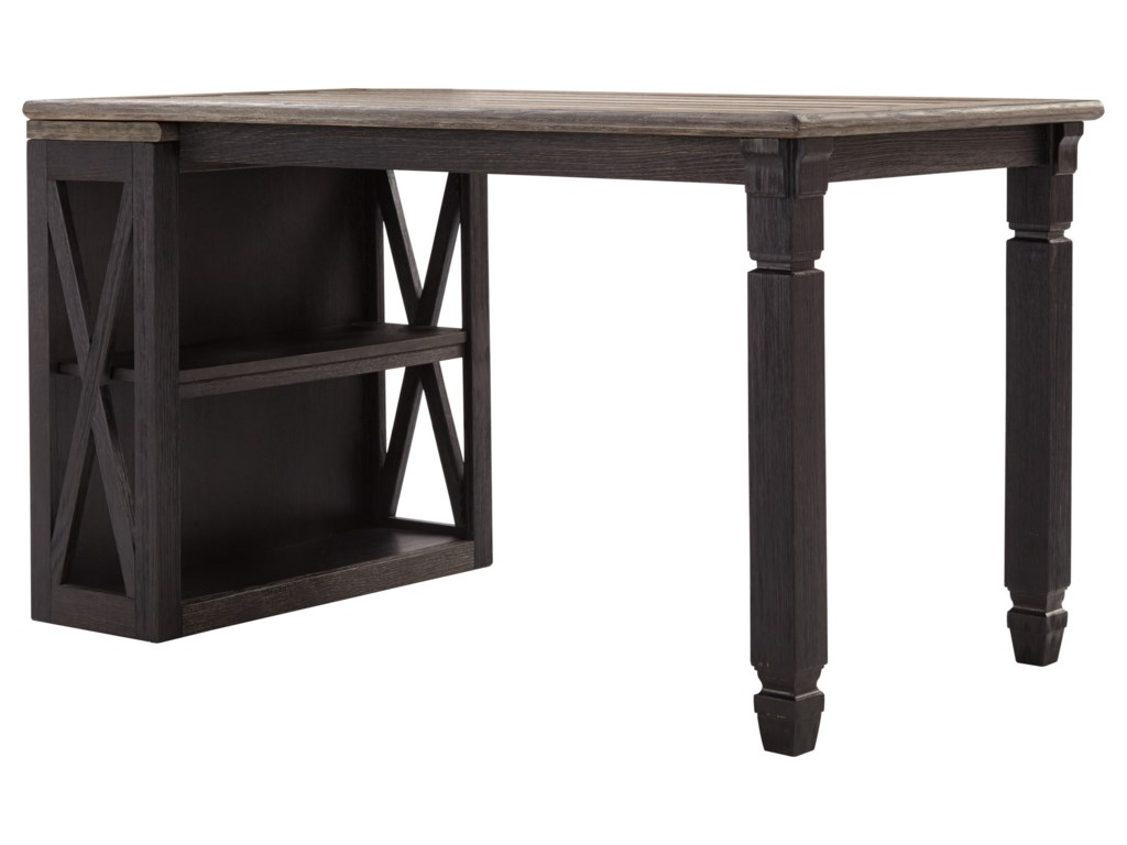 Signature Design by Ashley Tyler CreekReturn Desk with Bookcase