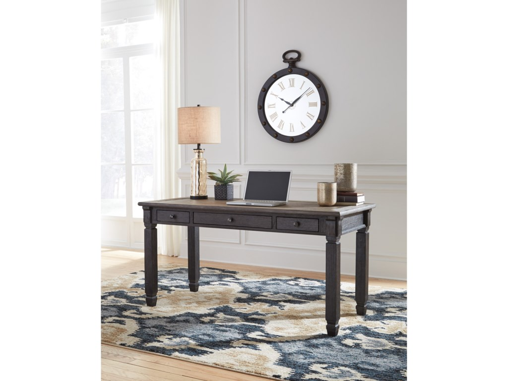 Signature Design by Ashley Tyler CreekHome Office Desk