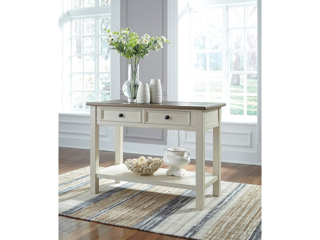 Signature Design by Ashley BolanburgSofa Table