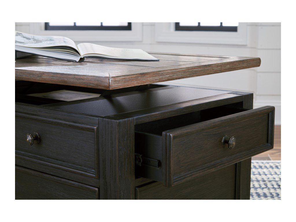 Ashley (Signature Design) Tyler CreekLift Top Cocktail Table