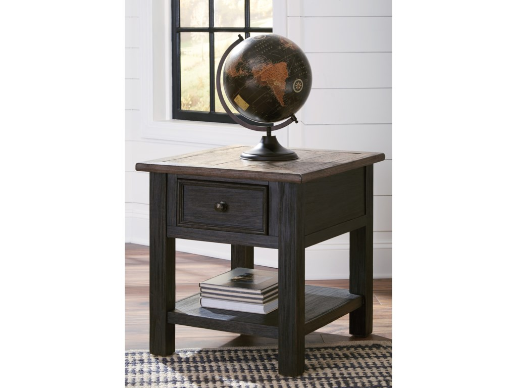 Signature Design by Ashley Tyler CreekRectangular End Table
