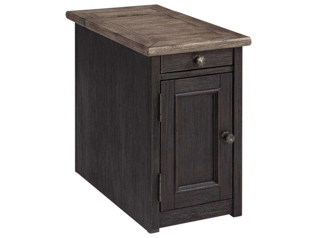 Signature Design by Ashley Tyler CreekChair Side End Table