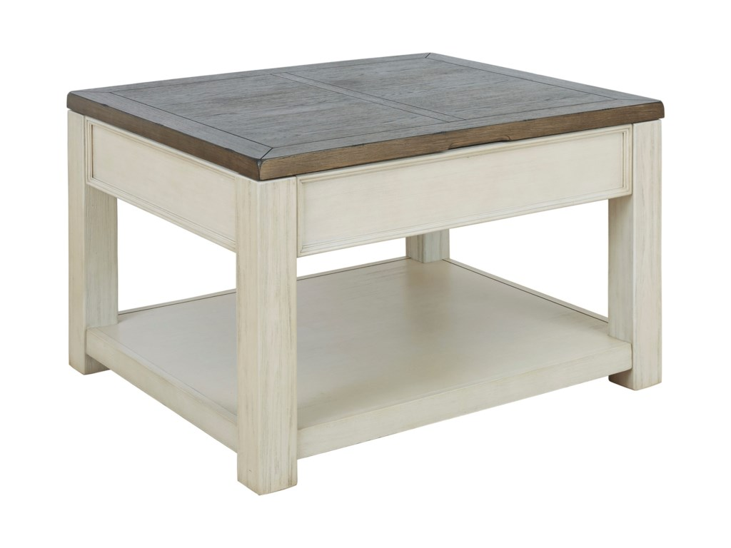 Signature Design by Ashley BolanburgRectangular Lift Top Cocktail Table