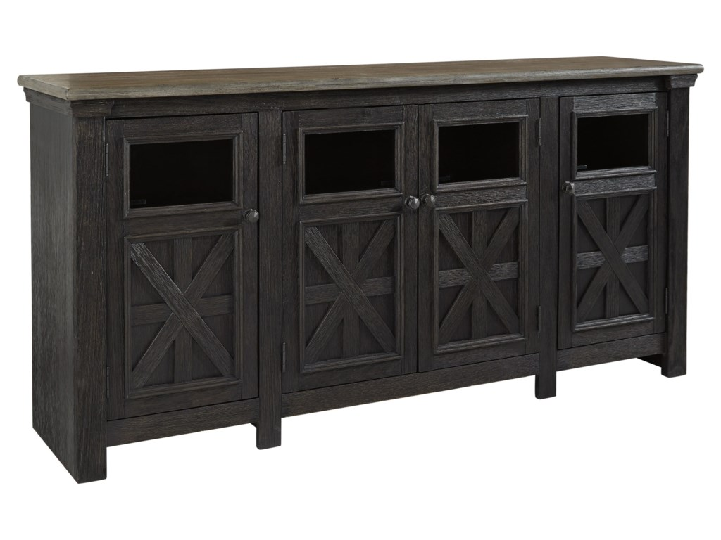 Signature Design by Ashley Tyler CreekExtra Large TV Stand