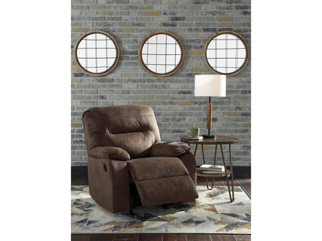 Signature Design by Ashley BolzanoRocker Recliner