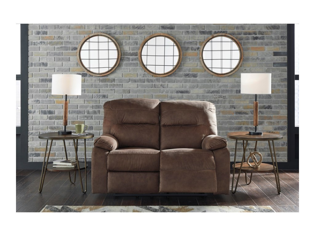 Signature Design by Ashley BolzanoReclining Loveseat