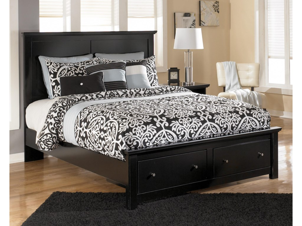 Ashley (Signature Design) MaribelQueen Storage Bed