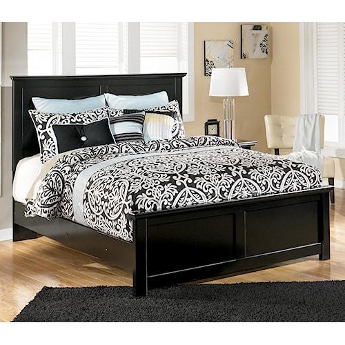 Signature Design by Ashley Maribel King Panel Bed