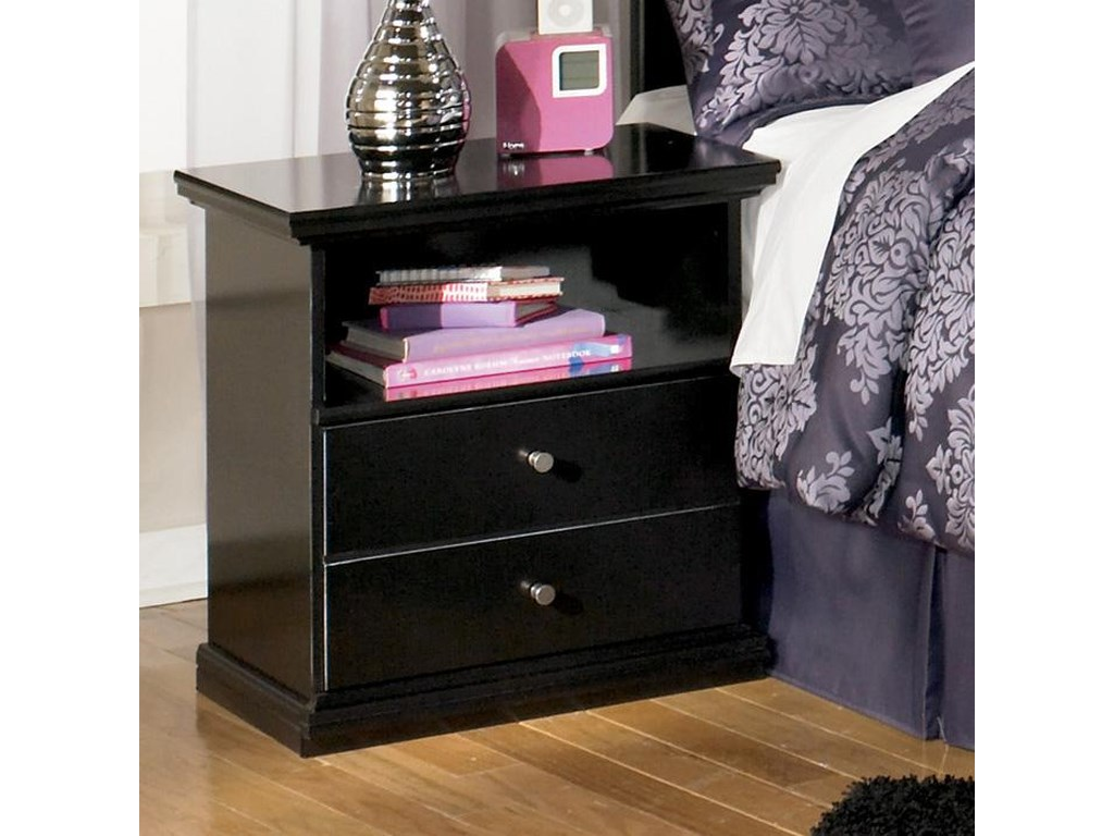 Signature Design by Ashley MaribelOne Drawer Night Stand