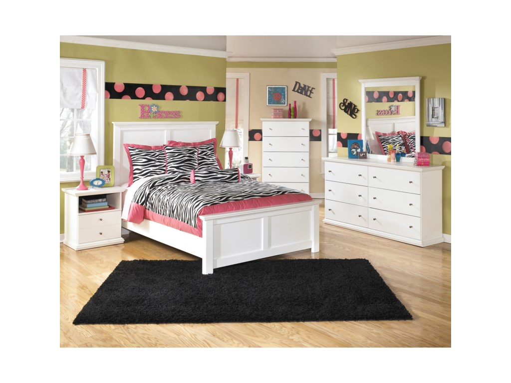 Signature Design Bostwick ShoalsFull Bedroom Group