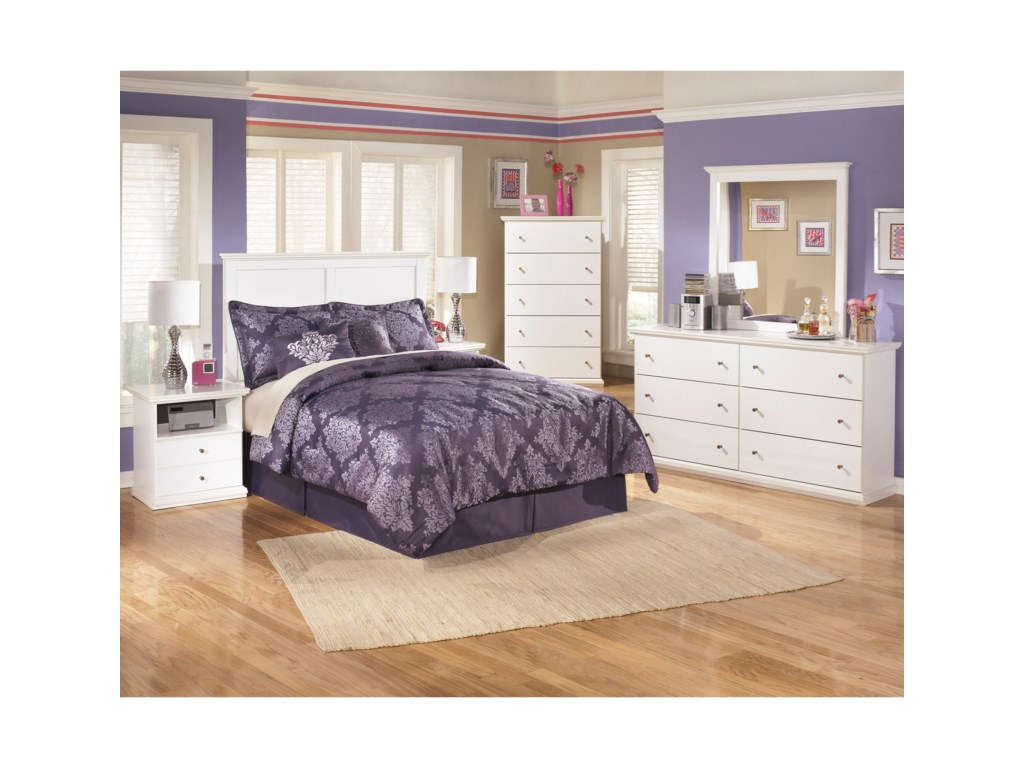 Signature Design by Ashley Bostwick ShoalsFull Bedroom Group