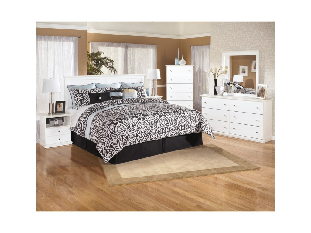 Signature Design by Ashley Bostwick ShoalsKing Bedroom Group