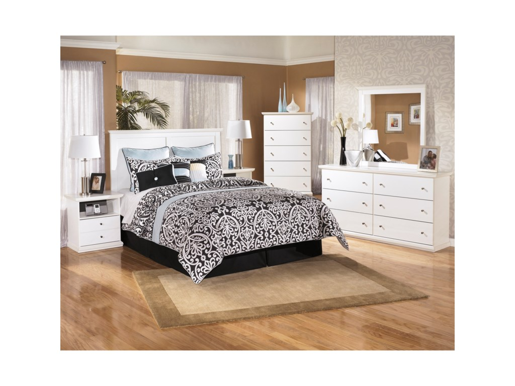 Signature Design by Ashley Bostwick ShoalsQueen Bedroom Group
