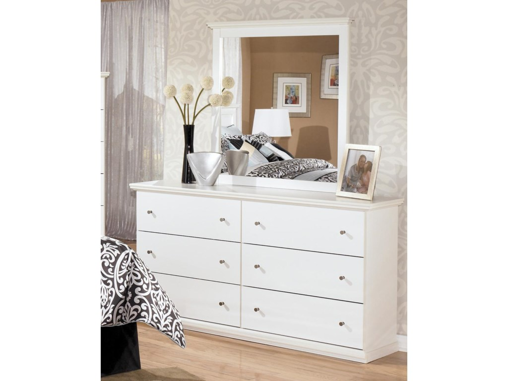Ashley (Signature Design) Bostwick ShoalsDresser & Mirror