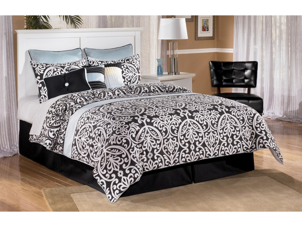 Signature Design by Ashley Bostwick ShoalsQueen/Full Panel Headboard