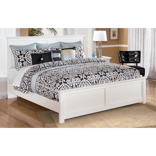 Signature Design by Ashley Bostwick Shoals King Panel Bed