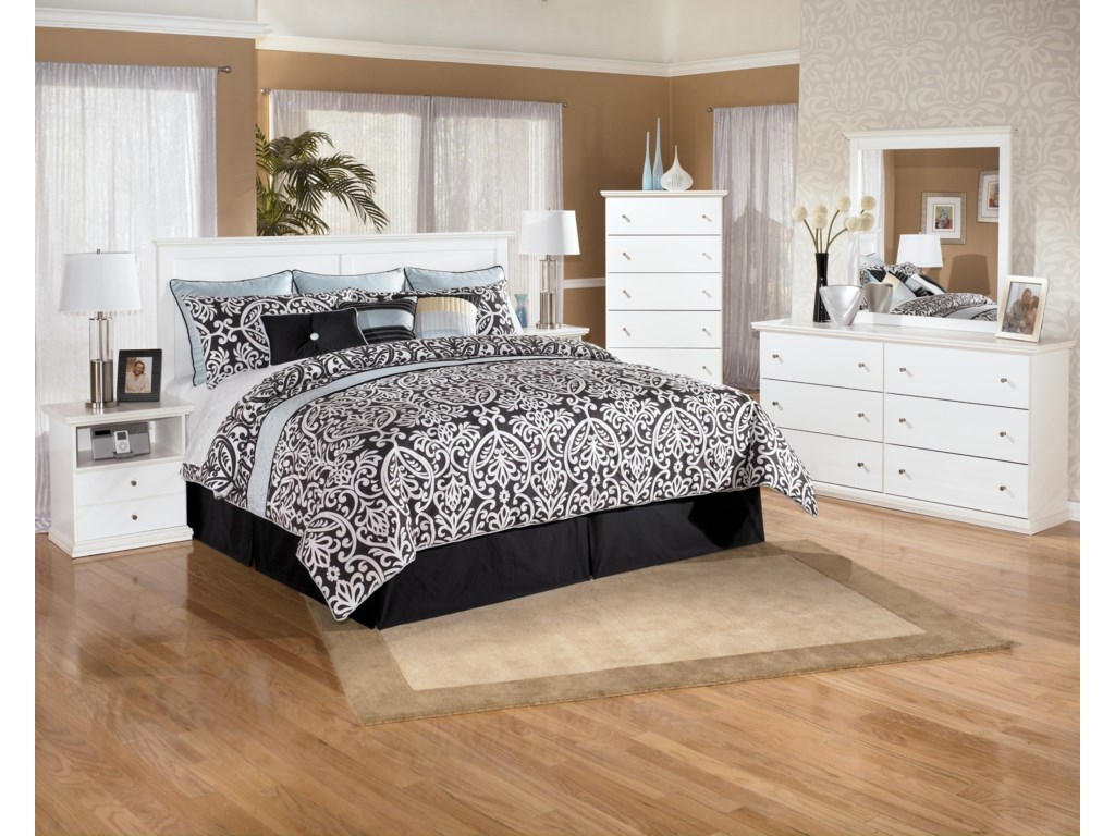 Signature Design by Ashley Bostwick ShoalsKing/Cal King Panel Headboard