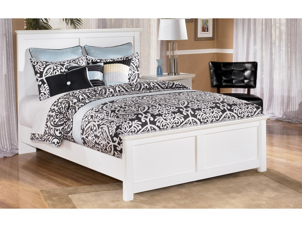 Signature Design by Ashley Bostwick Shoals Full Panel Bed with ...