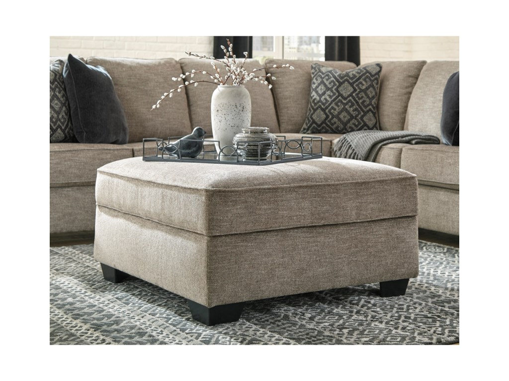 Ashley (Signature Design) BovarianStorage Ottoman