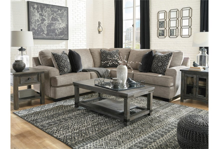 bovarian 2 piece sectional