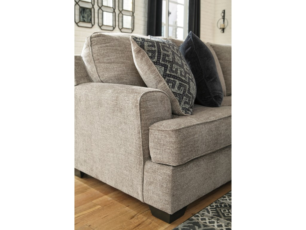 Signature Design by Ashley Bovarian2-Piece Sectional