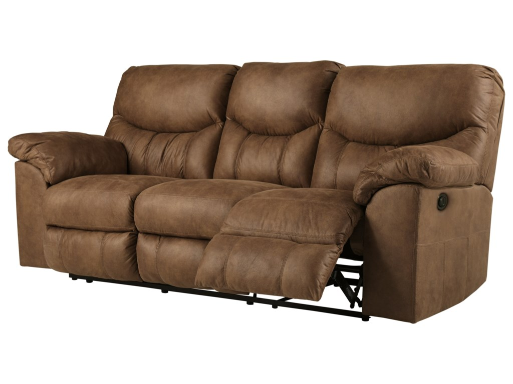 Trendz BronsonReclining Power Sofa