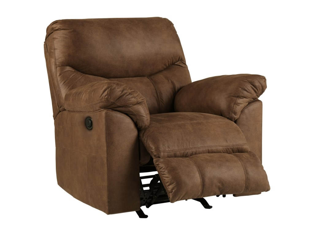 Signature Design by Ashley BoxbergPower Rocker Recliner