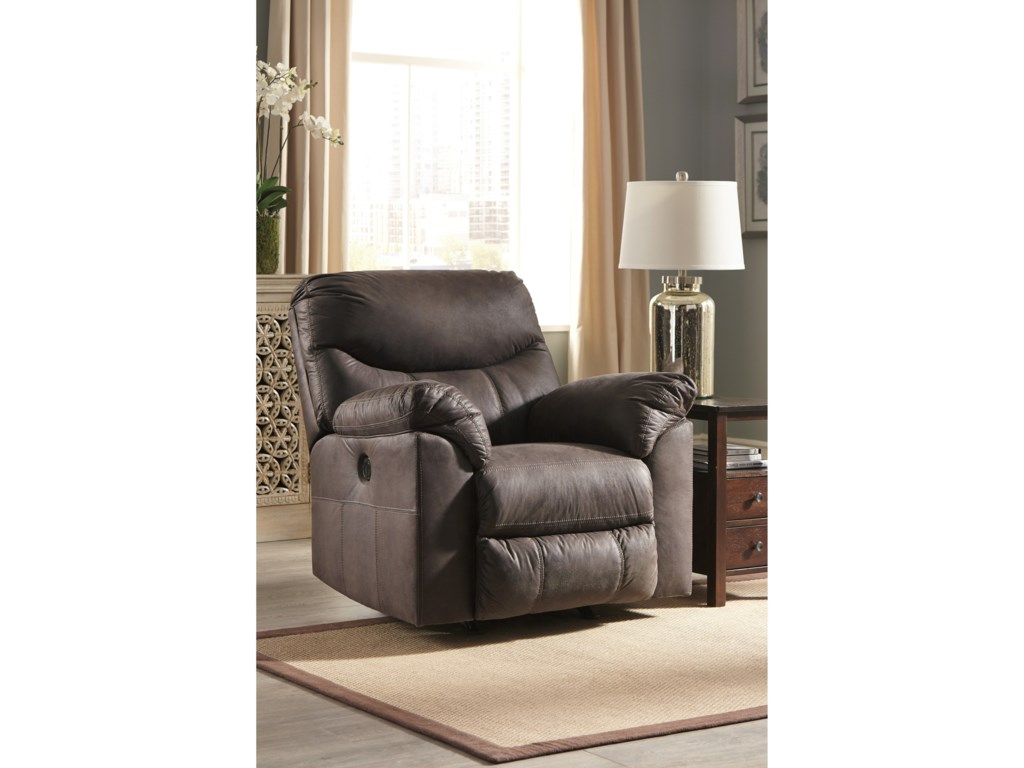 Signature Design by Ashley BoxbergRocker Recliner