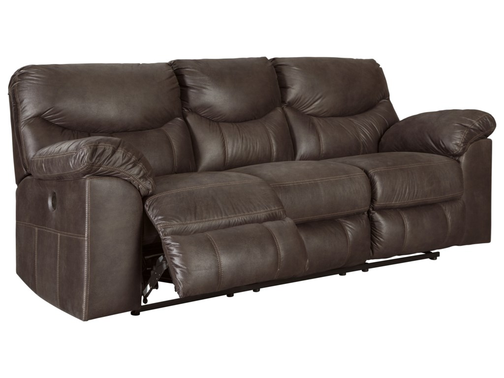 Signature Design by Ashley BoxbergReclining Power Sofa
