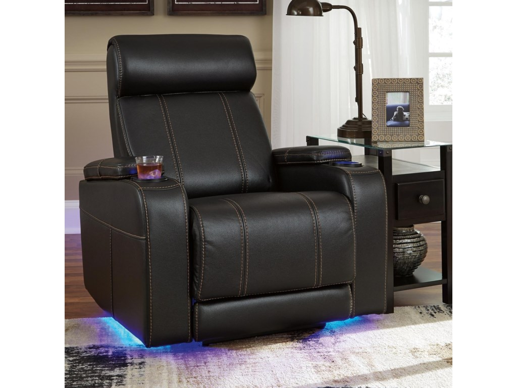 Signature Design By Ashley Boyband Recliner