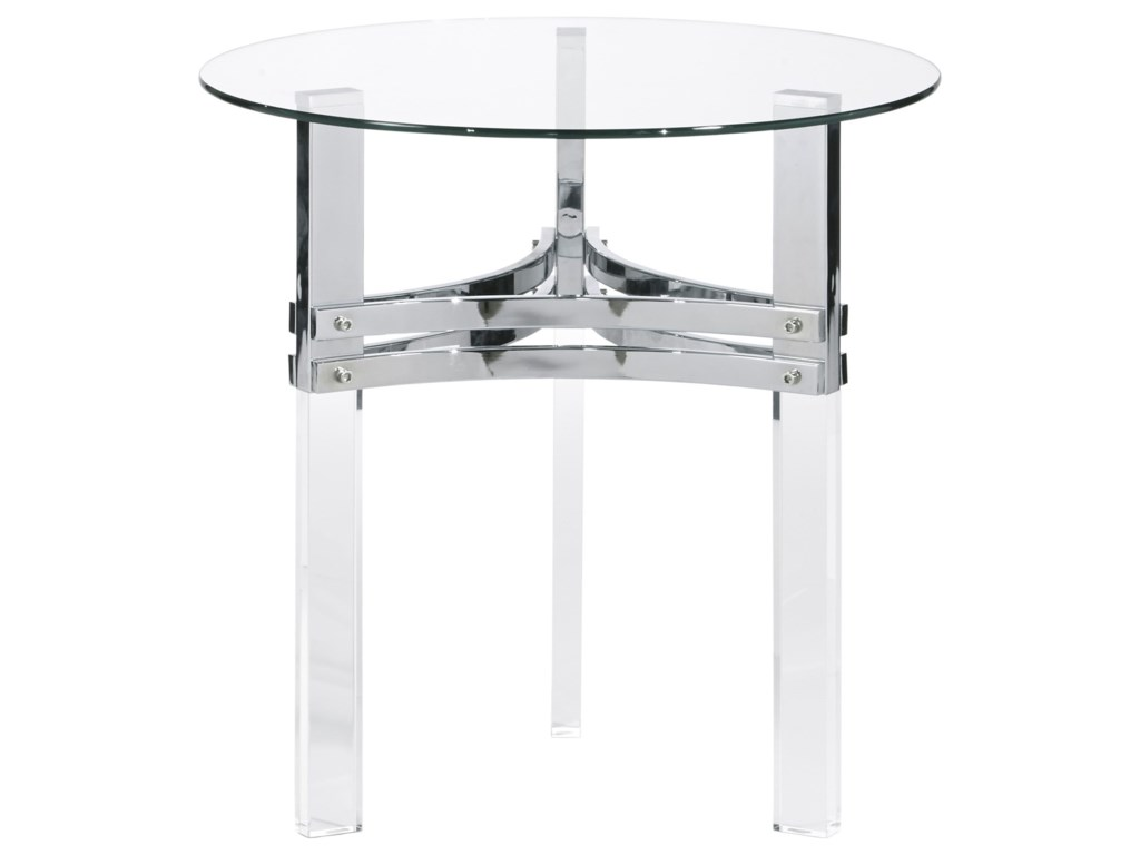 Signature Design by Ashley BraddoniRound End Table