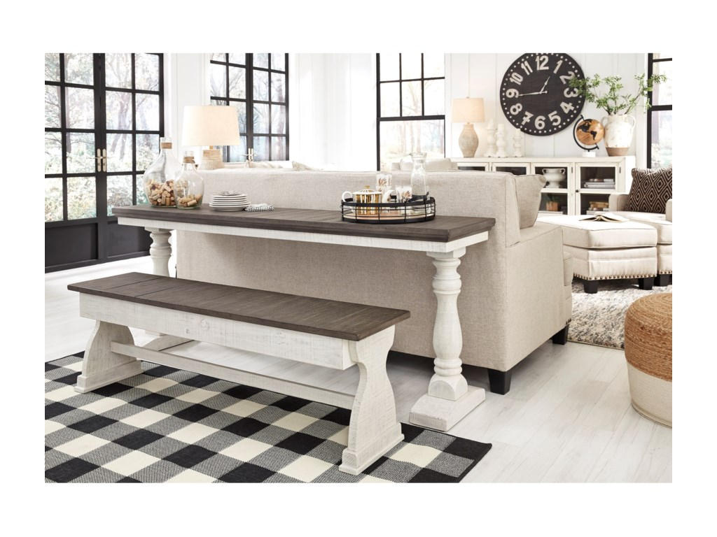 Signature Design by Ashley BraelowRectangle Dining Room Table Set
