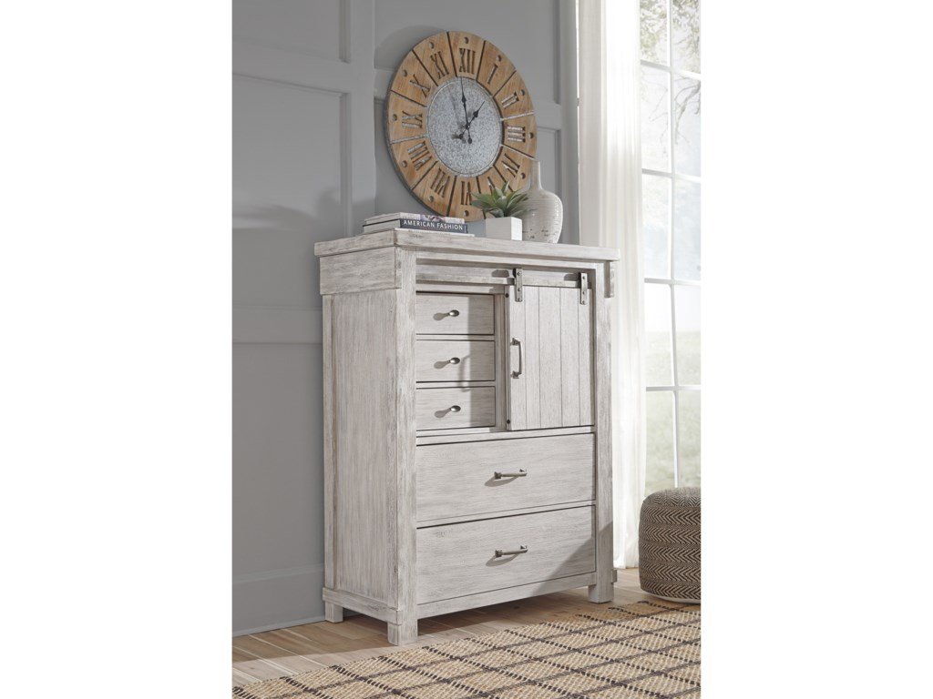 Signature Design by Ashley Brashland5-Drawer Chest