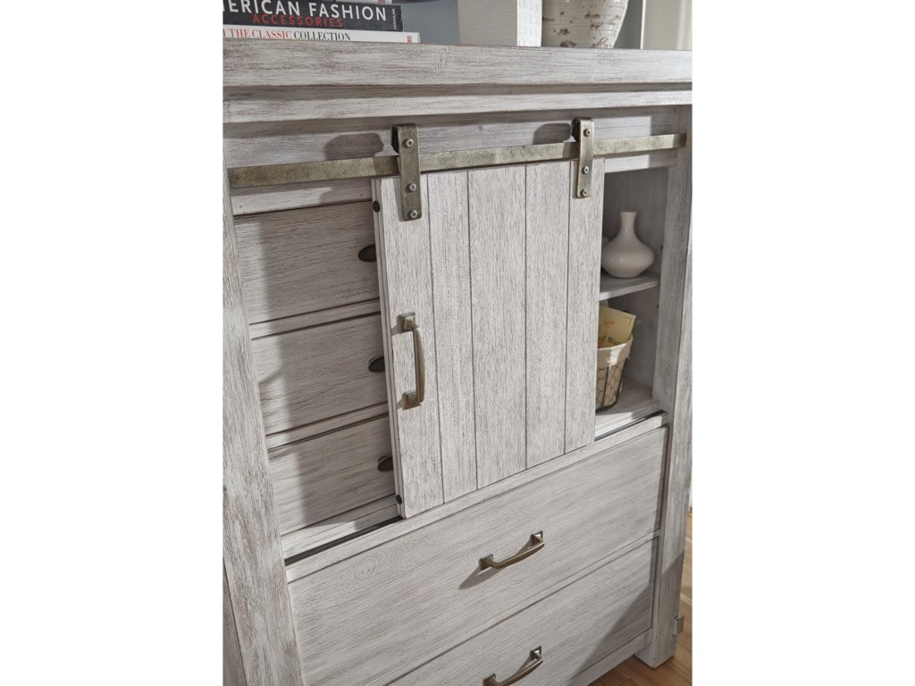 Ashley (Signature Design) Brashland5 Drawer Chest
