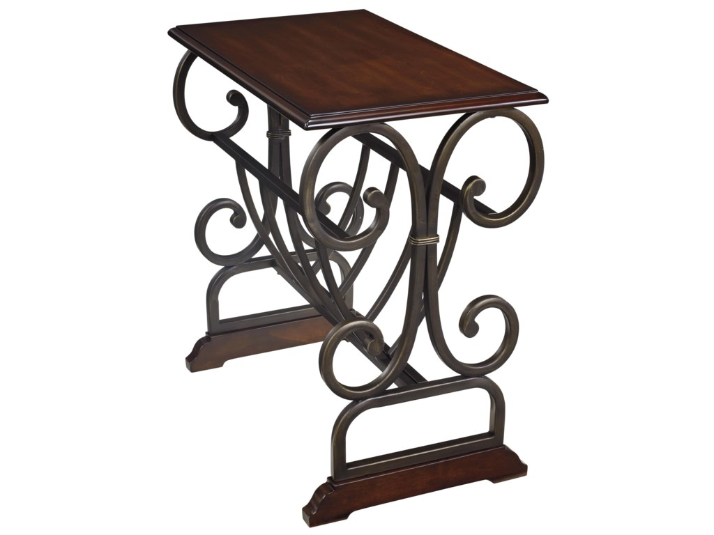 Ashley Signature Design BraunsenChair Side End Table