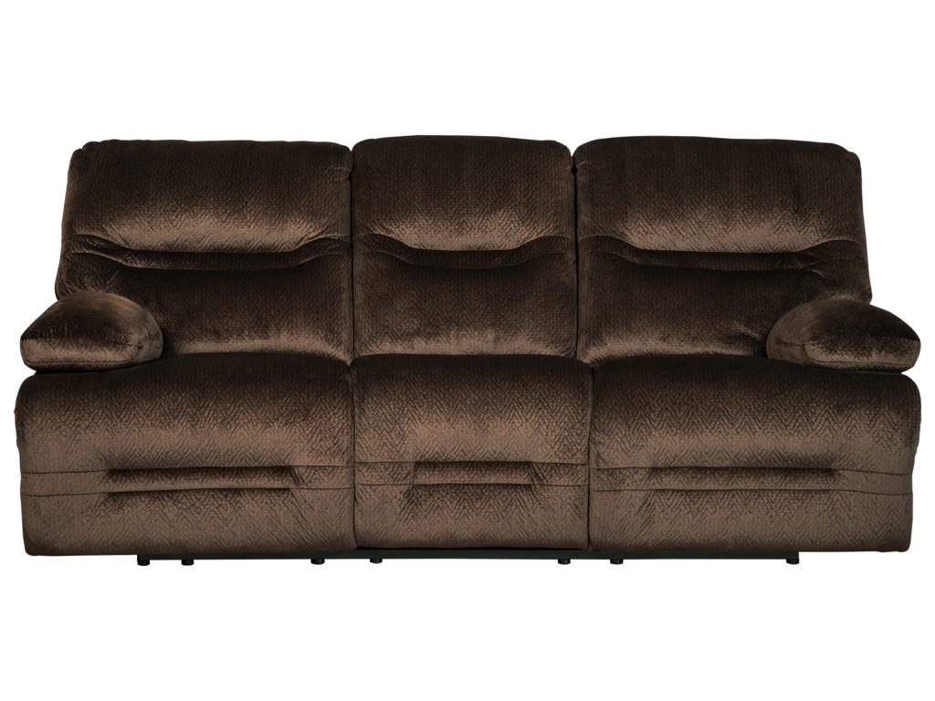Brayburn Contemporary Reclining Sofa by Signature Design by Ashley at Value  City Furniture