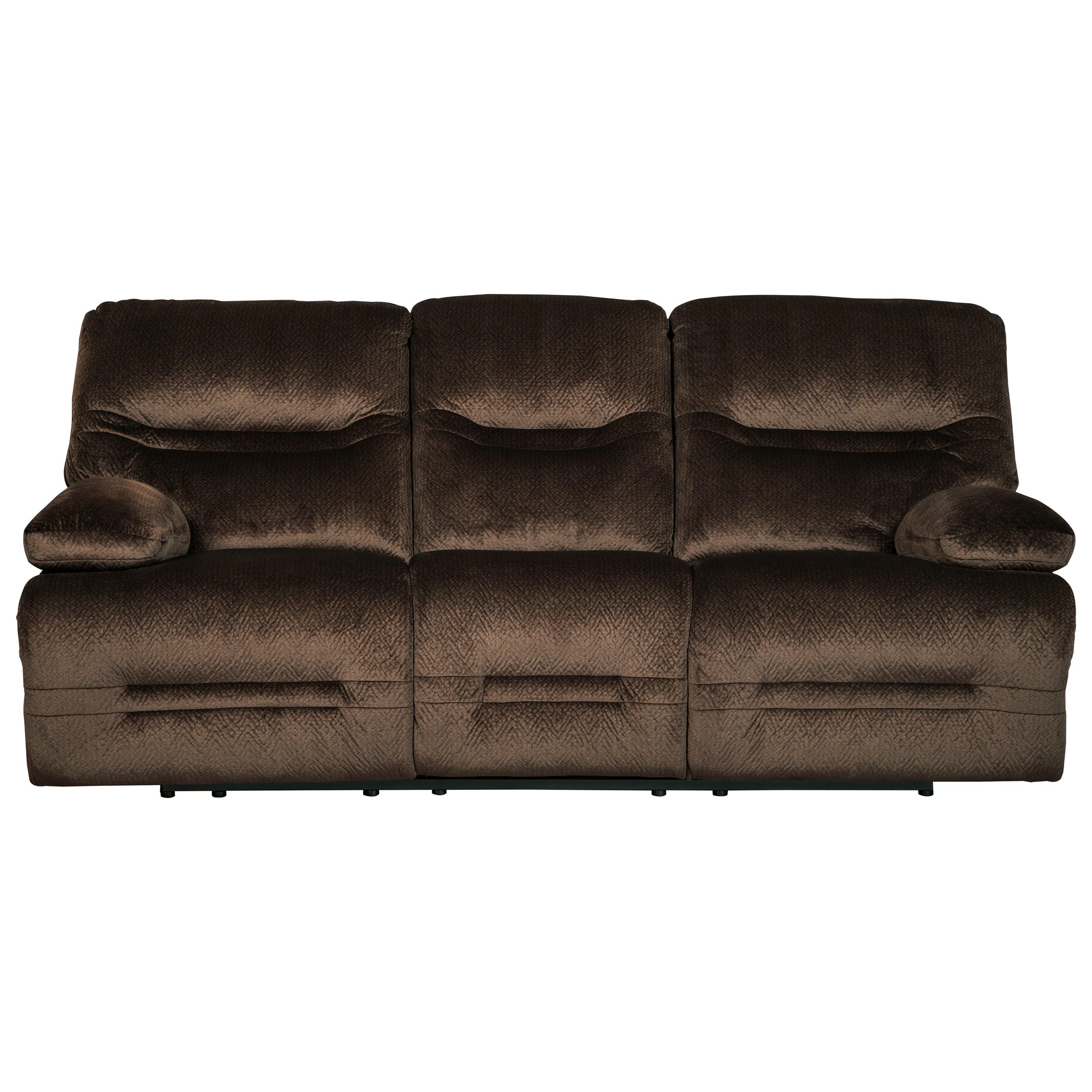 Signature Design By Ashley BrayburnReclining Sofa ...
