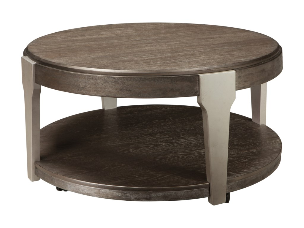Signature Design by Ashley BrenzingtonRound Cocktail Table