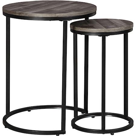 2-Piece Accent Table Set