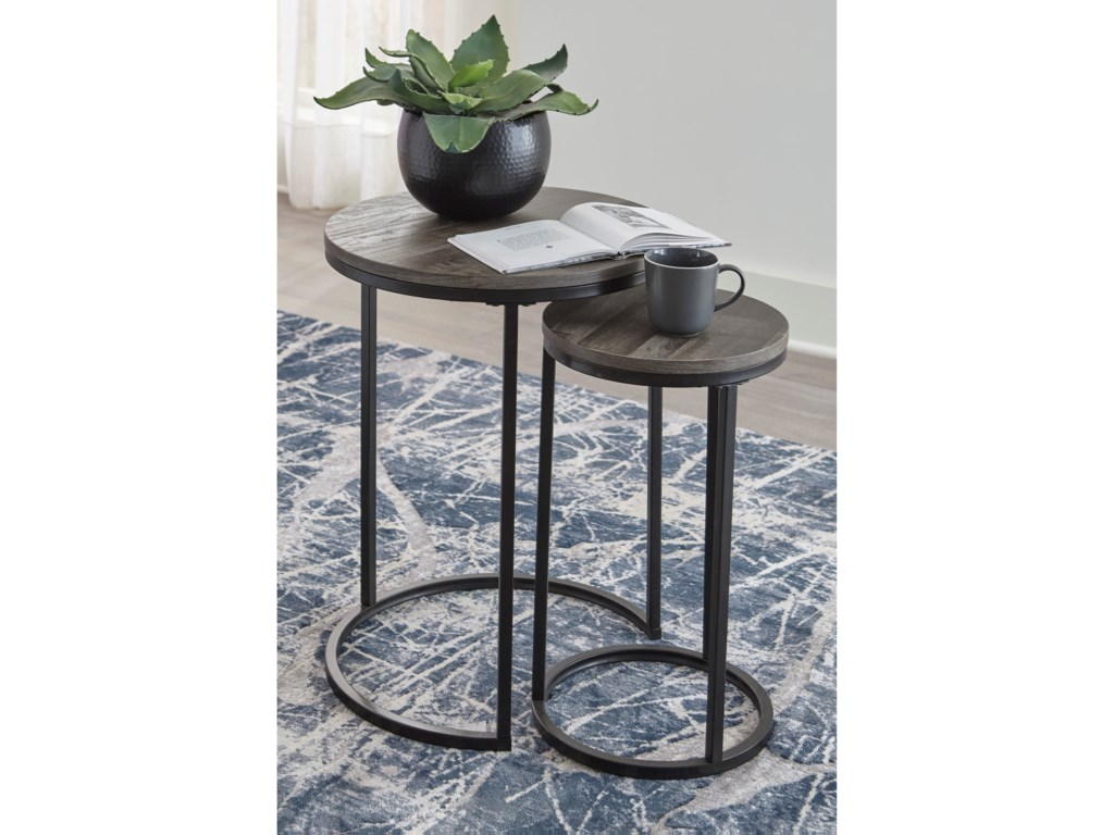 Ashley (Signature Design) Briarsboro2-Piece Accent Table Set