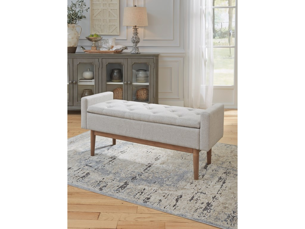 Signature Design by Ashley BriarsonStorage Bench
