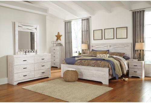 Signature Design by Ashley Briartown King Bedroom Group